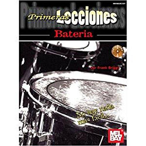 First Lessons Drumset, Spanish Edition. Für Schlagzeug