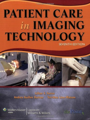 Patient Care in Imaging Technology (Basic Medical...