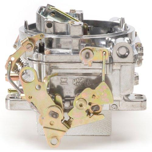 Edelbrock 9906 Performer 600 CFM Vacuum Secondary Electric Choke Remanufactured Carburetor