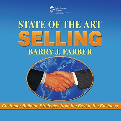 State of the Art Selling audiobook cover art