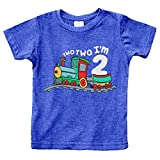 Unordinary Toddler 2nd Birthday Shirt boy Chugga Chugga Two Two Train im Two Year Old Second...