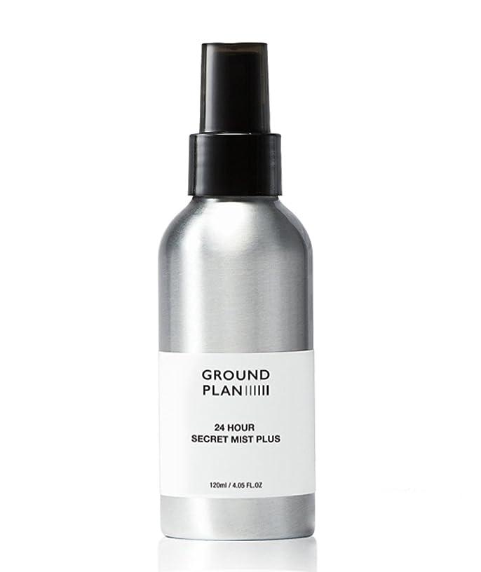 力強い皮ギャロップ[グラウンド?プラン] 24Hour 秘密 スキンミスト Plus Ground plan 24 Hour Secret Skin Mist Plus [海外直送品] (120ml)