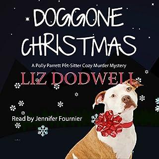 Doggone Christmas audiobook cover art
