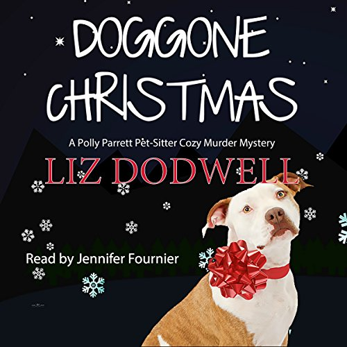 Doggone Christmas audiobook cover art