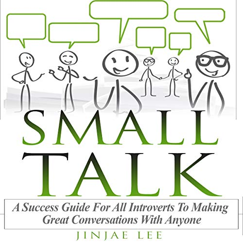 Small Talk audiobook cover art