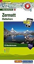 Zermatt 13 hkf r/v wp GPS by Hallwag Kummerly+Frey (2015-04-15)