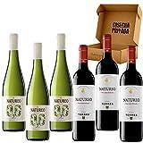 Vino Sin Alcohol - Pack Vino Tinto y Vino Blanco Sin Alcohol Torres - Natureo