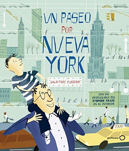 Un paseo por Nueva York (geoPlaneta Kids)