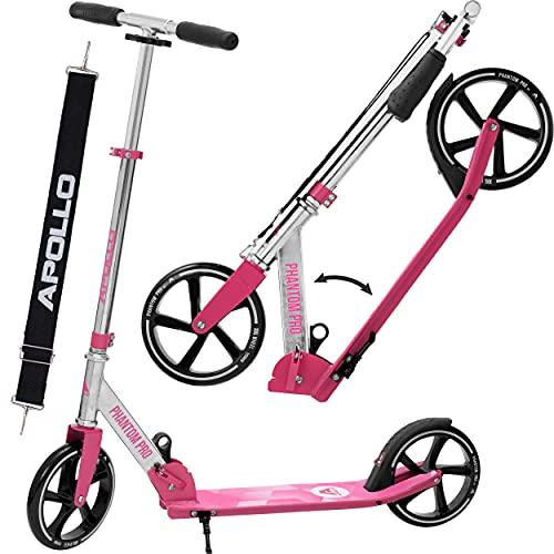 Apollo XXL Wheel Scooter - Phantom Pro...