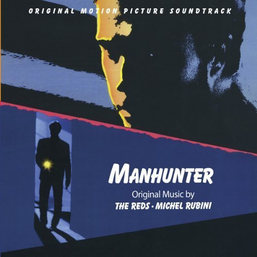 Manhunter by The Reds, Shriekback, Prime Movers, Red 7, Iron Butterfly Soundtrack edition (2010) Audio CD