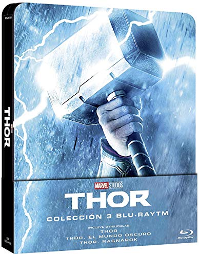 Steelbook Trilogía: Thor [Blu-ray]