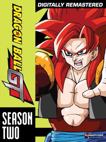 Dragon Ball GT - Season 2 (Includes A Hero