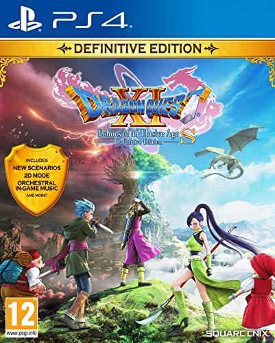 Dragon Quest XI S: Echoes Of An Elusive Age - Definitive Edition - PlayStation 4 [Edizione: Regno Unito]