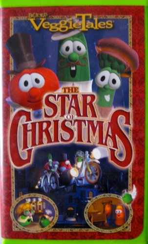 The Star of Christmas [VHS]