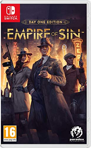Empire of Sin: Day One
