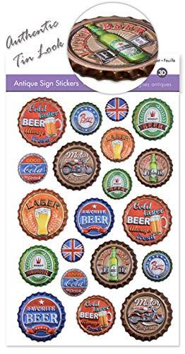 craft beer stickers - 6