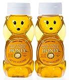 Trader Joe's Multi-floral and Clover Honey (Set of 2 12oz Bottles)