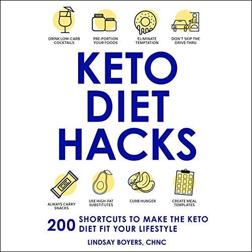 Keto Diet Hacks  By  cover art