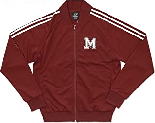Big Boy Morehouse Maroon Tigers S2 Mens Jogging Suit Jacket