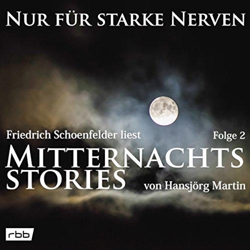 Mitternachtsstories von Hansjörg Martin 2 Titelbild