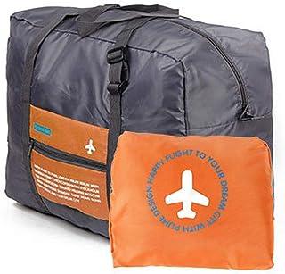 bulingbulingseason Travel Big Size Luggage Bag Folding Clothes Storage Carry-On Duffle Bag