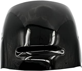 Alpha Rider Motorcycle Motorbike Black Windshield Windscreen For Honda Interceptor 750 VFR750F VFR750 1990-1993