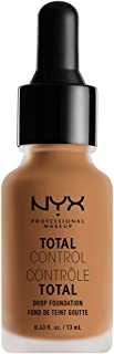 NYX Professional Makeup Total Control Drop Foundation - Cinnamon