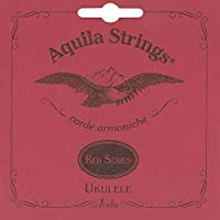 AQUILA アクイーラ レッドシリーズ AQR-TLW/88U テナー用 ウクレレ弦 Low-G弦セット 【NP】