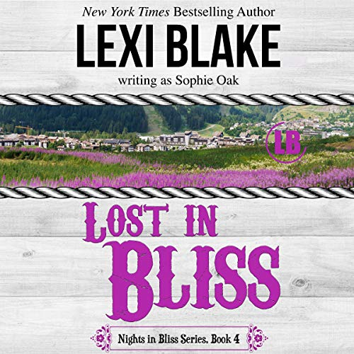 Page de couverture de Lost in Bliss