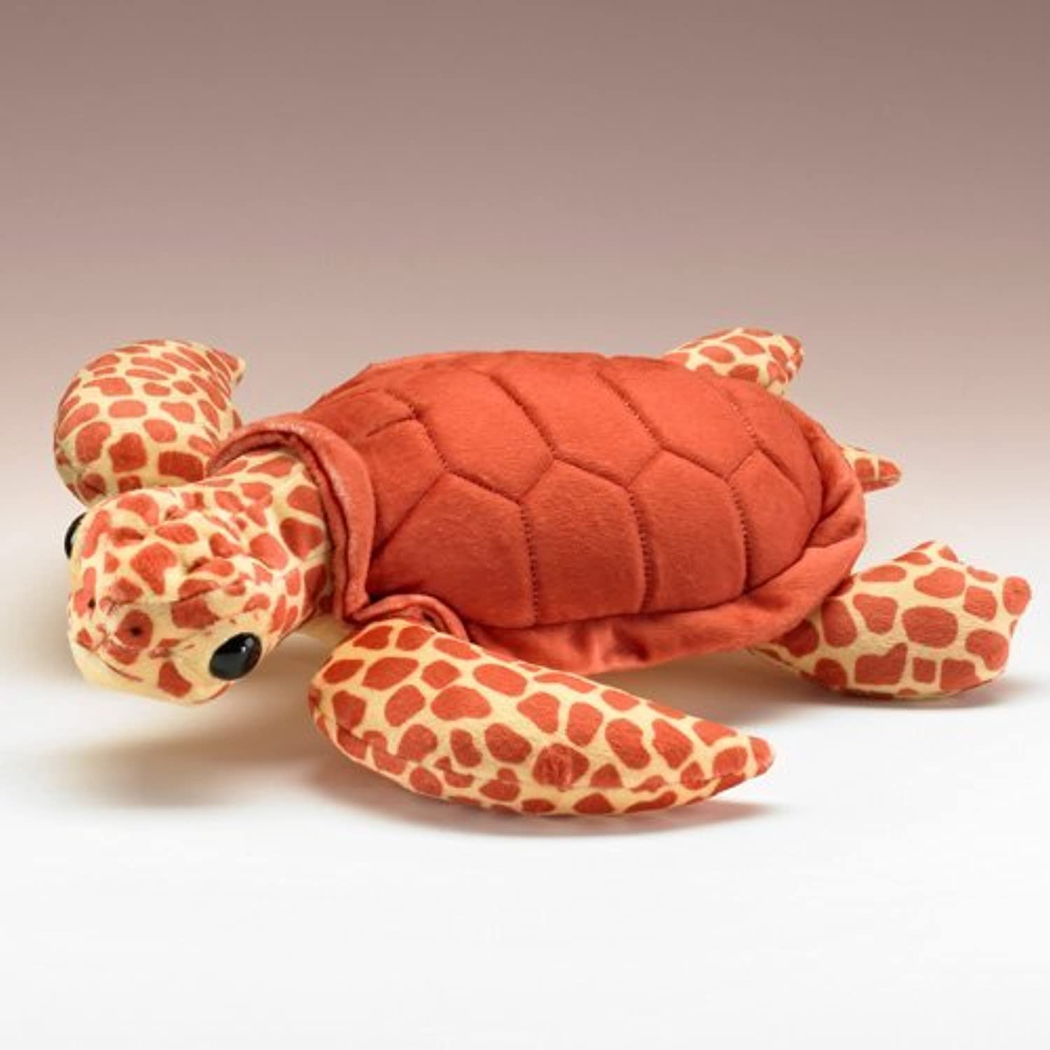 barato y de alta calidad Loggerhead Turtle Stuffed Animal Plush Juguete Juguete Juguete 13 L by Wildlife Artists  mejor servicio