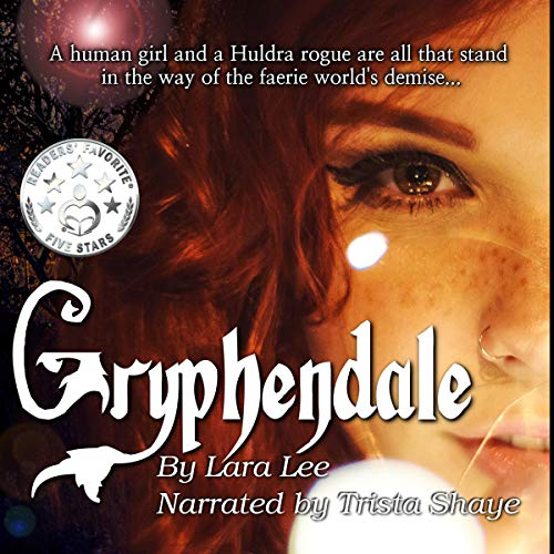 Gryphendale audiobook cover art