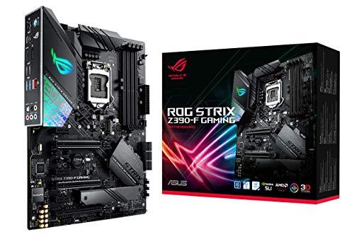 ASUS Intel® Z390 搭載 LGA1151対応 マザーボード ROG STRIX Z390-F GAMING【ATX】