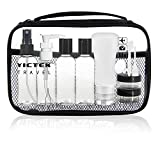 Travel Bottles Containers,Travel Size Toiletries TSA Approved