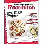 Marmiton Cahier gourmand Apéros de Marmiton