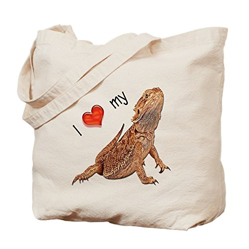 CafePress I Luv My Bearded Dragon N…