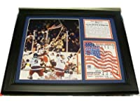 11x14 Framed 1980 Olympics Miracle On Ice Photo Usa Win - Sports Memorabilia