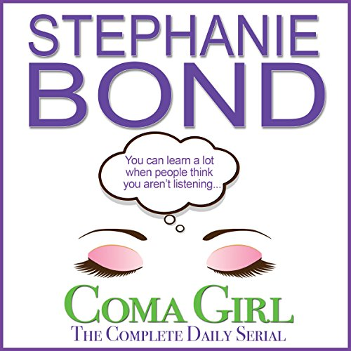 Couverture de Coma Girl: The Complete Daily Serial