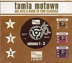 Tamla Motown: Big Hits & Hard to Find Classics, Vol. 1-3