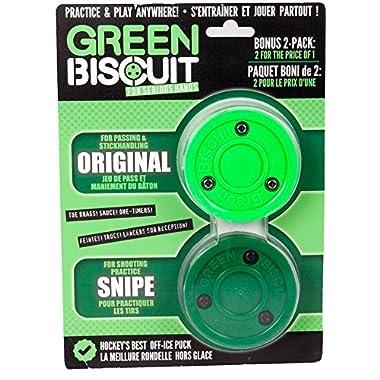 Green Biscuit Green Biscuit - 2 Pack