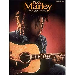 Bob Marley: Songs of Freedom. Partitions pour Piano, Chant et Guitare