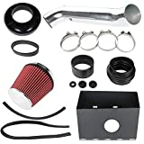 ZENITHIKE Engine Cold Air Filter Intake System Kit Replace For Dodge Ram 1500 2002-2008 For Dodge Ram 2500 2003-2008