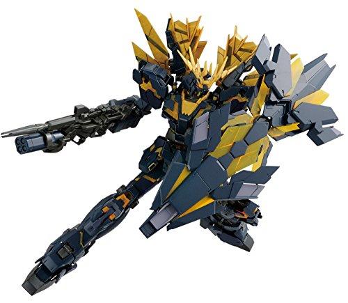 BANDAI BAN221060 Model Kit RG Gundam Unicorn Banshee Norn 1/144, 21060, Mehrfarbig