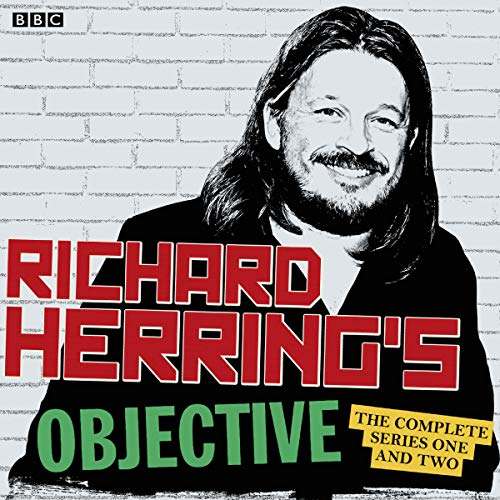 Richard Herring's Objective: The Complete Series 1 and 2 audiobook cover art