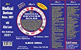 ILBCO's Medical Devices Rules, 2017 with Allied Laws [5th Edition, 2021] [ISBN 978-81-943861-7-9] (520 Pages) (Hard Bound) updated till 23rd December, 2020 .Rs.720/-