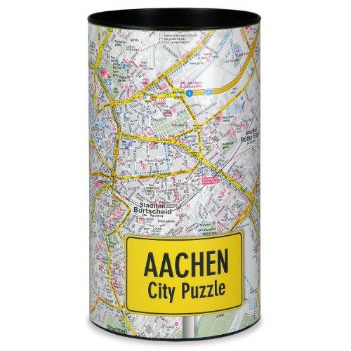 Extragoods City Puzzle - Aachen