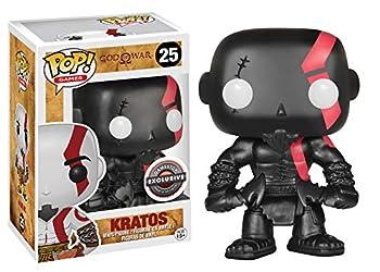 Funko POP! Video Game  God of War Fear Kratos Vinyl Figure - GameStop Exclusive