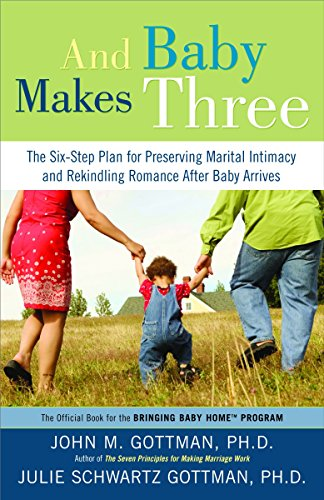 And Baby Makes Three: The Six-Step Plan for Preserving Marital Intimacy and Rekindling Romance After