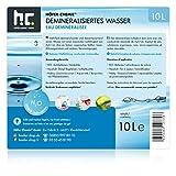 Höfer Chemie 1 x 10 L Demineralisiertes Wasser - 2