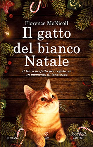 Il gatto del bianco Natale eBook: McNicoll, Florence: Amazon.it: Kindle  Store