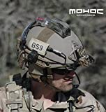 MOHOC 12MP Full HD Color Helmet Camera with Rechargeable Battery